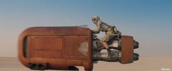 VIDÉO. Star Wars 7: la bande-annonce de