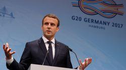 Cette phrase de Macron sur les