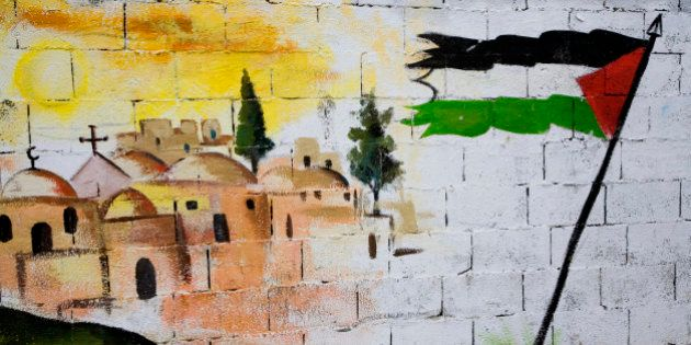 Ramallah, West Bank, Palestinian Territories, Middle
