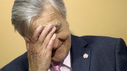 Qu'est-ce qui cloche avec l'euro? La question qui fâche du HuffPost à Jean-Claude Trichet sur