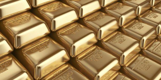 Réserves d'or: la nouvelle lubie des partis d'extrême