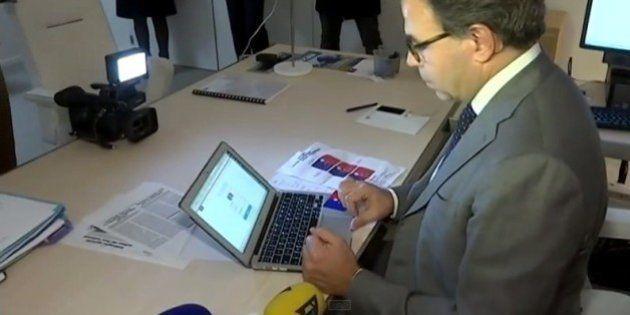 Présidence UMP: bugs techniques et une attaque informatique contre le scrutin