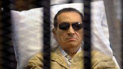Moubarak acquitté par le tribunal