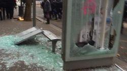 Des incidents lors de la manifestation contre le congrès du FN à