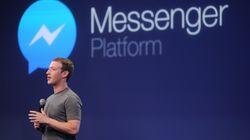Cette mise à jour de Facebook Messenger ne va pas vous