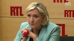 Le Pen justifie les sanctions contre une proche de