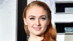 Sansa Stark ne ressemble plus à
