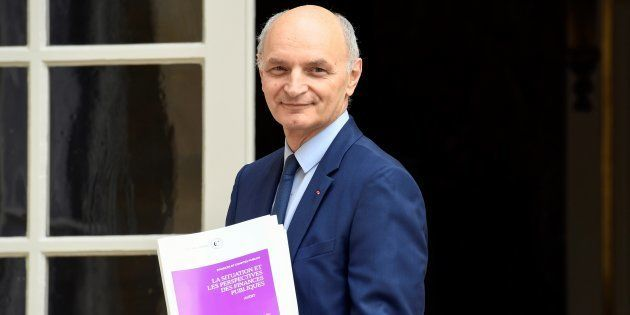 Michel Sapin règle ses comptes avec la Cour des