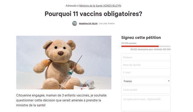 Contre l'obligation vaccinale, comment les anti-vaccins s'organisent pour inquiéter les