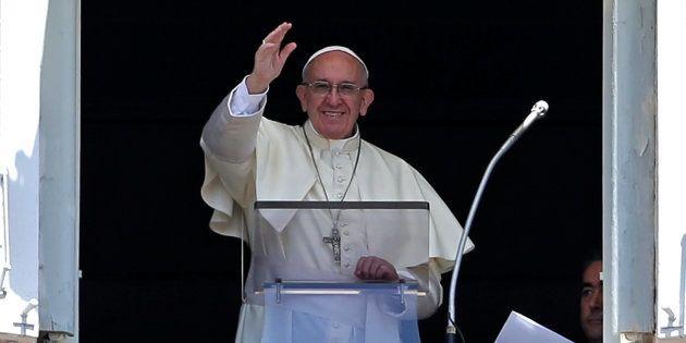 Le pape François au Vatican le 9 juillet