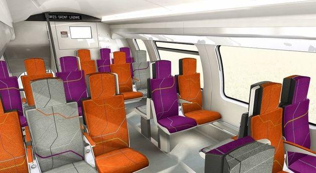 On connaît le futur look des sièges des transports publics