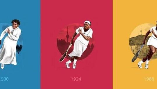 D'Athènes à Rio, 120 années de tenues olympiques en une