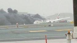 Un avion d'Emirates a raté son atterrissage à