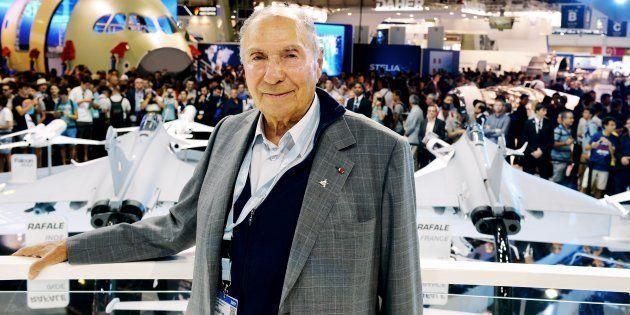 Dassault a demandé l'investiture En Marche! pour les sénatoriales et s'est fait