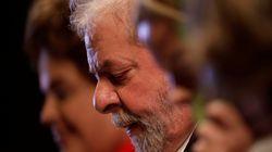L'ex-président brésilien Lula condamné à 9 ans de prison pour