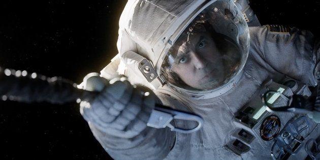 Si Gravity est une fiction, la question des débris spatiaux est un véritable