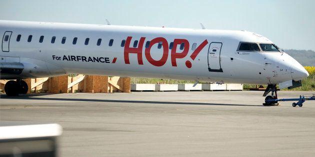 Premier jour de grève pour la compagnie régionale Hop!, avec 31% des vols