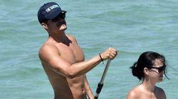 Des photos d'Orlando Bloom nu à la plage affolent les