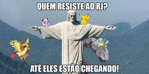 Pokémon Go débarque à Rio, les athlètes pourront y jouer pendant les Jeux Olympiques