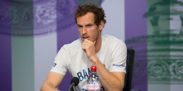Andy Murray répond parfaitement au sexisme ordinaire de ce