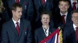 Maladroit, le porte-drapeau Andy Murray se fait troller par la famille