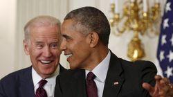 Le message d'anniversaire de Biden à Obama a fait fondre les