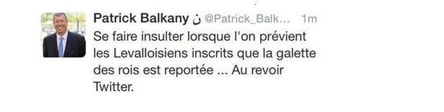 Braderie de Lille: Isabelle Balkany voulait clouer le bec aux trolls avec son tweet. Elle a