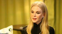 Nicole Kidman souhaite que tous les Américains soutiennent Donald