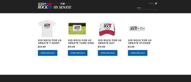 Kid Rock assure vouloir se lancer en