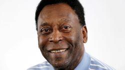 Pelé n'allumera pas la vasque olympique en raison de sa mauvaise