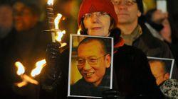 Le dissident chinois et prix Nobel de la paix Liu Xiaobo est