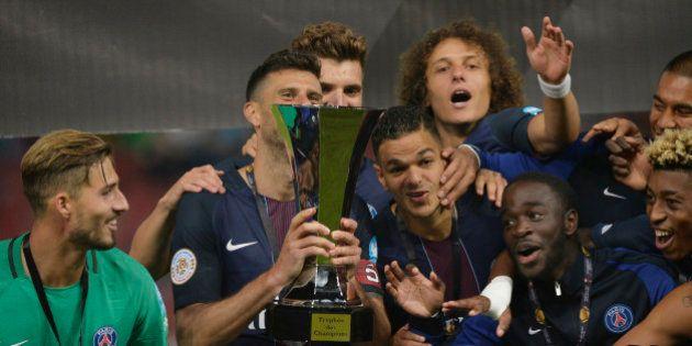 Trophée des champions : Le résumé et les buts de la victoire du PSG sur