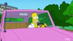 Les Simpson révèlent un mystère sur la voiture