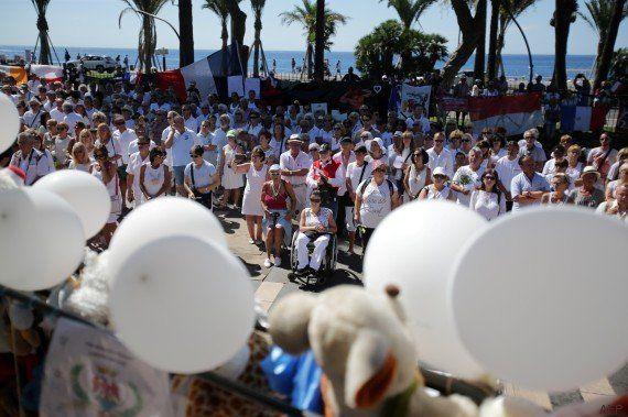 L'hommage citoyen aux victimes de l'attentat de