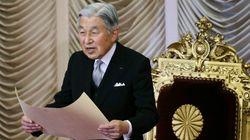 Au Japon, l'empereur Akihito abdique sans le dire