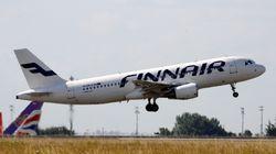 Un vol 666 vers l'aéroport de HEL un vendredi 13, il fallait le