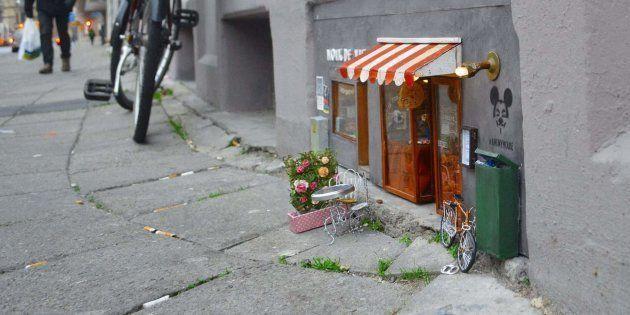 Une boutique pour souris en