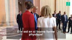 Ce commentaire de Trump sur le physique de Brigitte Macron n'est pas passé