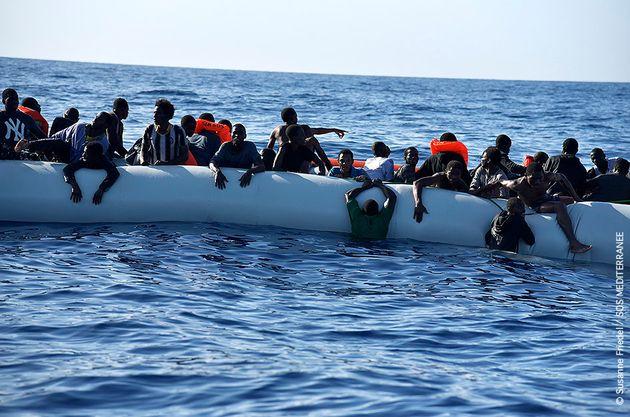 Nul ne peut imaginer ce que les migrants vivent ici en Méditerranée, aux frontières de