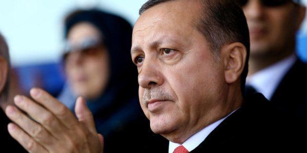 Recep Tayyip Erdogan juge
