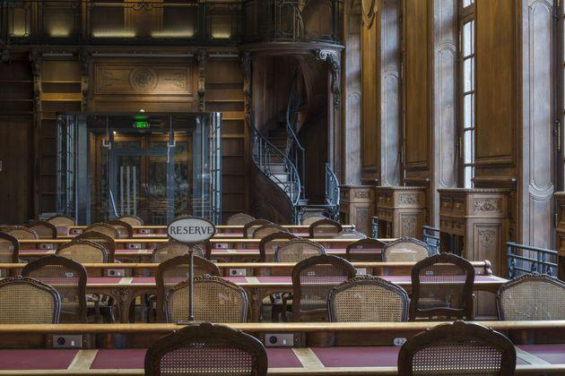 La Bibliothèque Nationale de France dévoile au public ses nombreuses