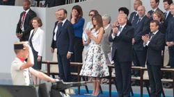 Revivez le défilé militaire sur les Champs-Élysées avec Macron et