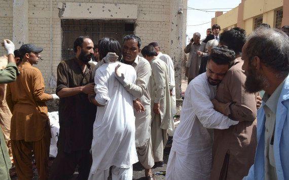 Le deuxième attentat le plus meurtrier de l'année au Pakistan fait au moins 70 morts à