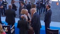 Ce moment improbable où Line Renaud a serré la main de Donald