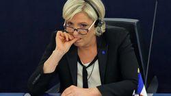 Marine Le Pen a laissé une très lourde ardoise au Parlement