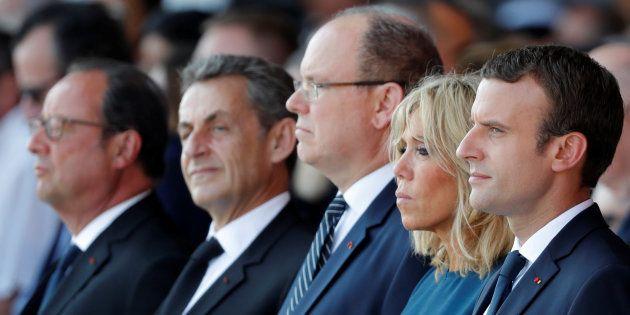 Attentat de Nice: Revivez la cérémonie d'hommage aux