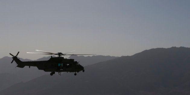 Mort d'un soldat français des forces spéciales dans un accident d'hélicoptère au Burkina