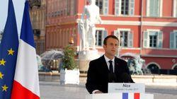 Macron dit