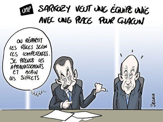 Sarkozy: diviser pour mieux