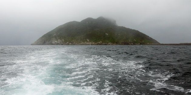 L'île d'Okinoshima, patrimoine mondial et interdite aux femmes, est maintenant interdite à tout le